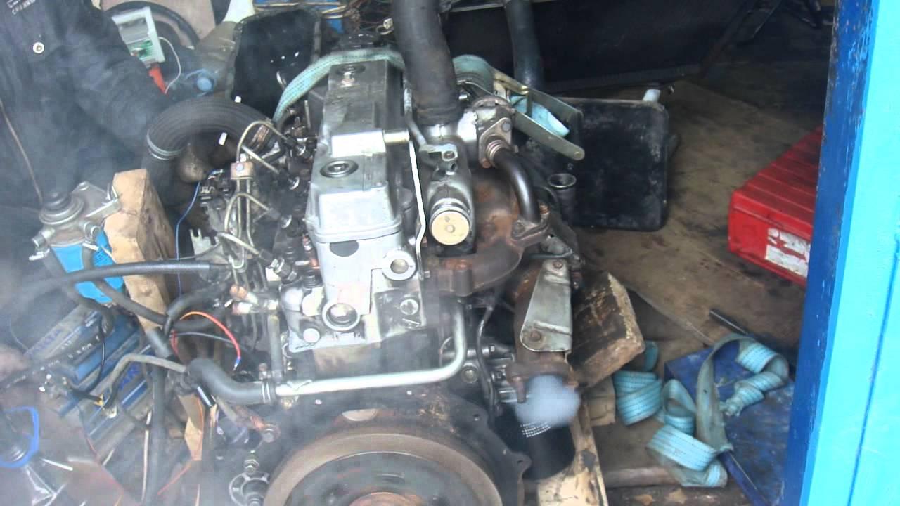 схема тнвд для двигателя 4м41