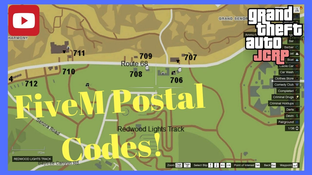 How To Install FiveM Postal Codes! - Tips & Tricks