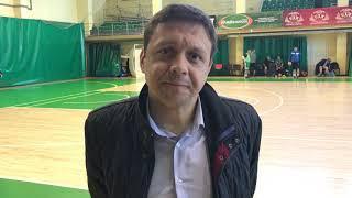 Сергій Владико про фінал чотирьох чемпіонату України серед ВНЗ