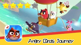 Angry Birds Journey 66 Walkthrough Fling Birds Solve Puzzles Recommend index four stars