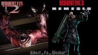 Resident Evil 3: Nemesis & Resident Evil 2 - Leon A - PC