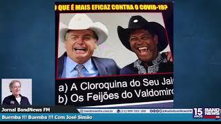 José Simão: A coisa mais cafona que o Moro fez foi ser padrinho da Carla Zambelli
