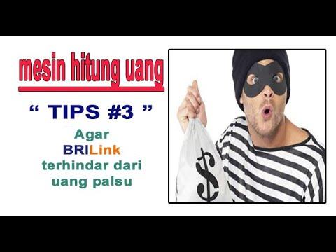 mesin hitung uang  [ Tips #3 agar BRILink terhindar dari uang palsu ]  -  (Saudara Solo)