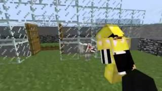 Minecraft | Burhan vs 100+ wolf
