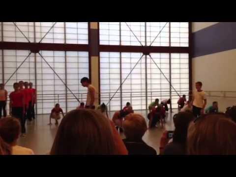 Atlanta ballet summer program - hip hop