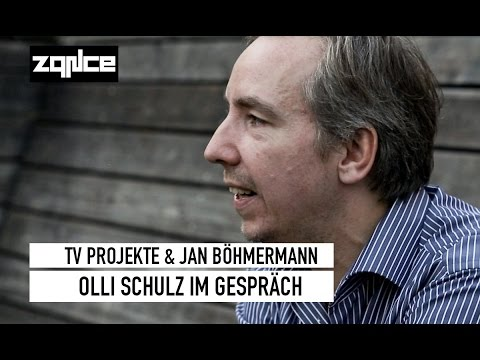 Olli Schulz über seine TV-Projekte, Radioshow & Jan Böhmermann (zqnce)