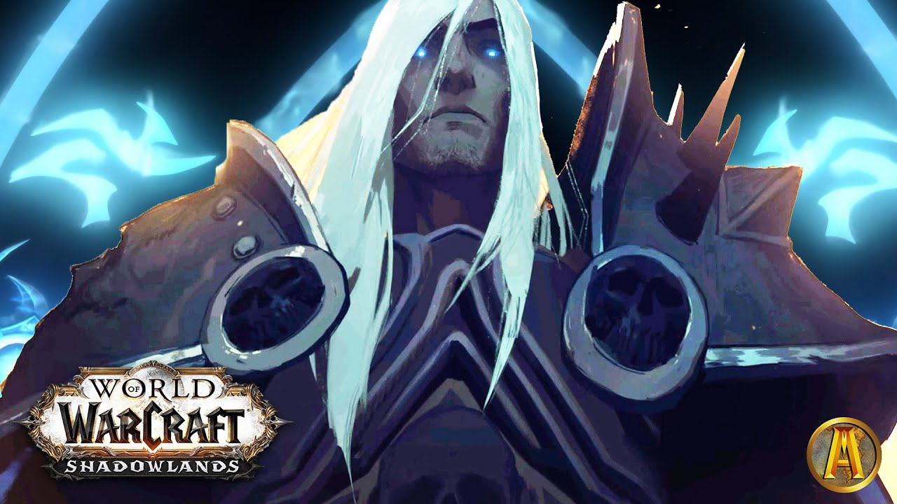 Arthas' Fate In The Maw & Uther's Guilt - All Cutscenes [9.1 WoW Shadowlands: Chains of Domination]
