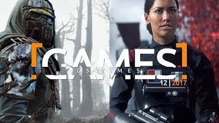 GS Times [GAMES] 12 (2017). Battlefront 2, Fallout, The Banner Saga | Главные новости игр
