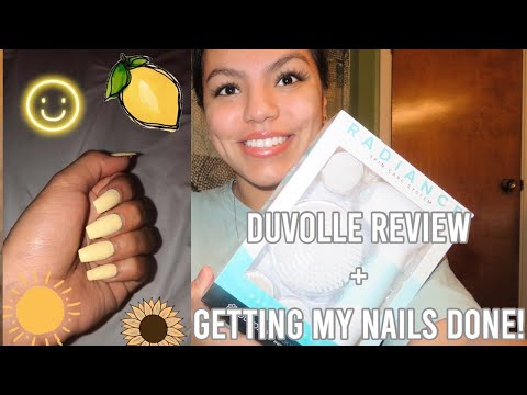 Duvolle Review + Getting my nails done! thumbnail