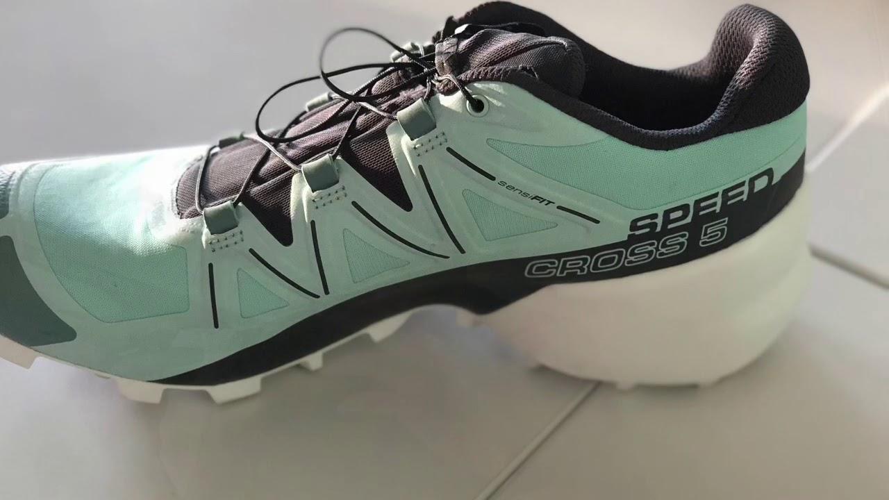 beste Qualität für Rabatt zum Verkauf größte Auswahl Salomon Speedcross 5: Trail running shoes review by Pierre Minary from  Salomon HQ