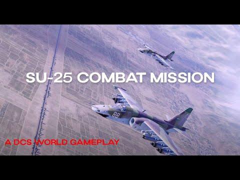 DCS: SU-25 Combat