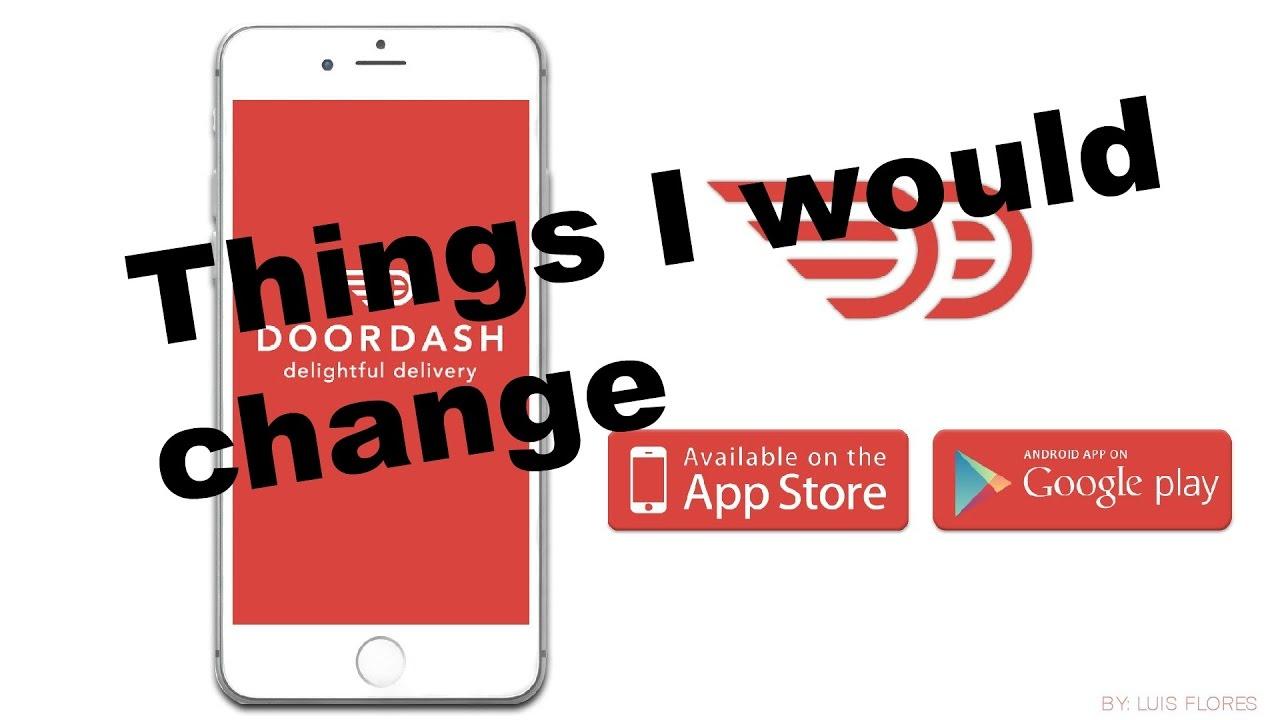 doordash dasher app