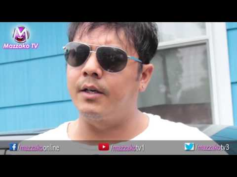 Mazzako Interview with Dilip Rayamajhi @ USA    दिलिप रायमाझी    Mazzako TV