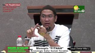 Download lagu Rencana Makar Orang Syiah Hancurkan Orang Islam Ust Oemar Mita Lc Masjid As Salam 04022017 MP3