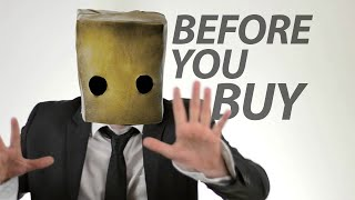 Little Nightmares 2 - Before You Buy (Video Game Video Review)