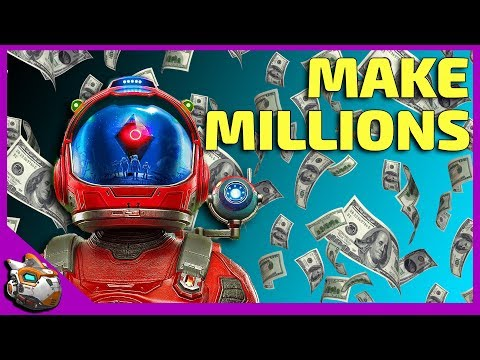 How To Refine Metals To Make Millions FAST!! | No Man's Sky Beyond 2019