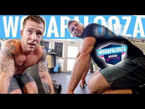 WODAPALOOZA QUALIFIERS: The worst 2 workouts. (My Scores/Kevins and Mikeys scores)