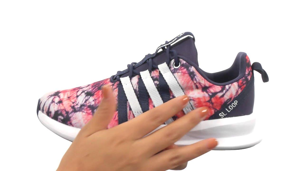 e8dafd5667c66e adidas Originals Kids - SL Loop Racer J (Big Kid) SKU 8558723 - YouTube