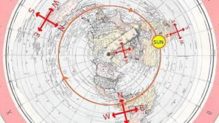 Flat Earth Sunsets, Circumnavigation & Compasses