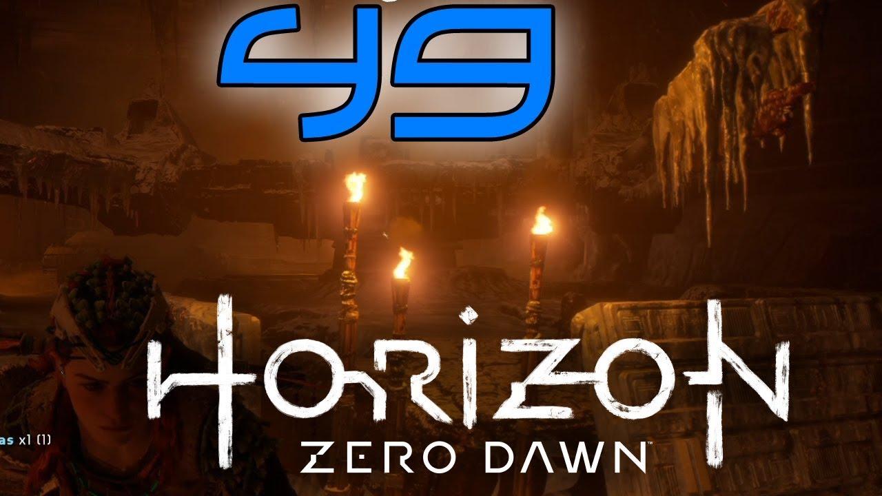 Horizon Zero Dawn Grabhort Karte.Horizon Zero Dawn 49 Grabhort Eingang Let S Play Blind De