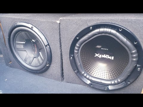 Sony vs pioneer review  and giveaway 👍🏻