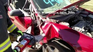 Extrication Front Door Removal