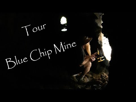 Full Tour Of The Blue Chip Gold Mine (Even Adit 5)