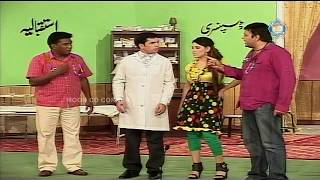 Amanat Chan and Naseem Vicky Stage Drama Choo Mantar Full Comedy Clip