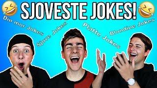 SJOVESTE JOKES!! m. Jeppe Ølgaard