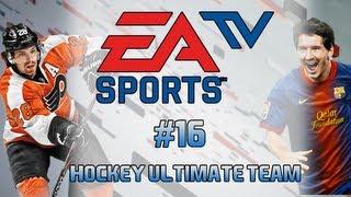 EA SPORTS TV - návod pro Hockey Ultimate Team