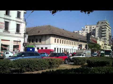 bucharest historical center