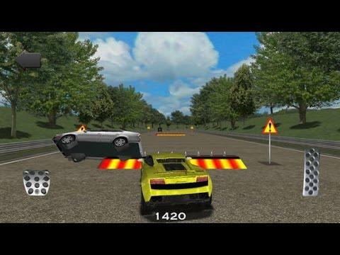 игры гонки на ламборджини 3d