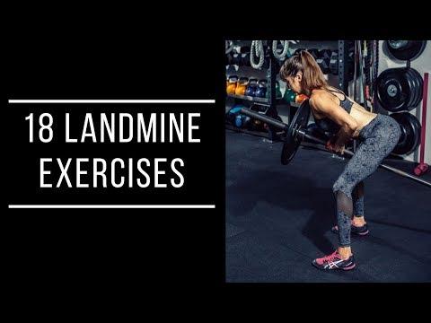 18 Landmine Exercises