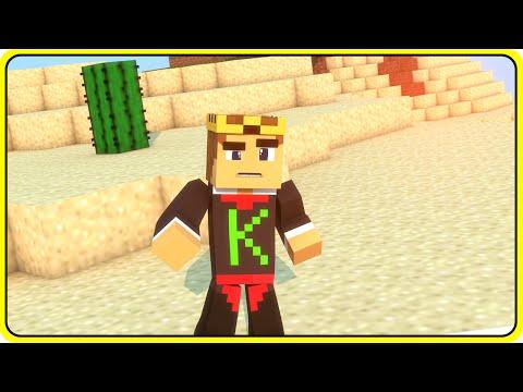 Minecraft PE: A VILA MAIS ESCONDIDA DO MUNDO! (Semente/Seed) - Para Celular