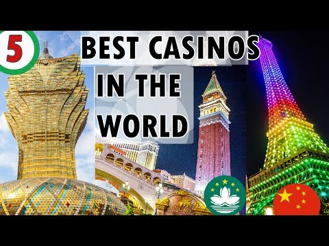Top 10 Casinos In Macau 2020 China. The Best 5 Casinos In The World 2020 Challenge Macau China