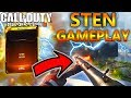 "New Call of Duty Black Ops 3 DLC Weapon ""STEN"" Gameplay"