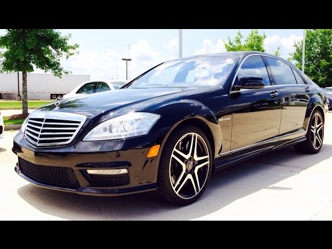 2011 Mercedes Benz S Class: S63 AMG Full Review / Start Up / Exhaust