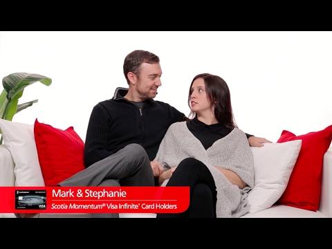 Scotiabank Momentum Visa Infinite - Mark & Stephanie