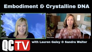Emobodiment and the Crystalline DNA with Sandra Walter
