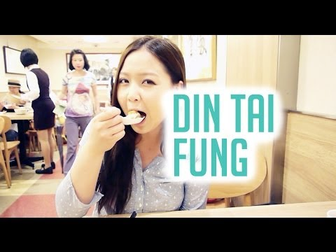 TAIWAN TRAVEL VLOG: Din Tai Fung, Second Floor, McDonald's Delivery! (鼎泰豐)