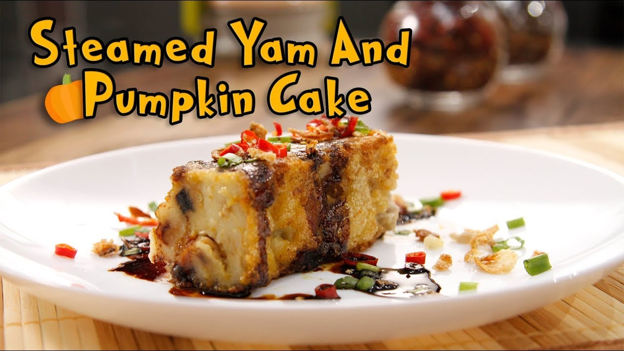 How To Make Chinese Yam Cake