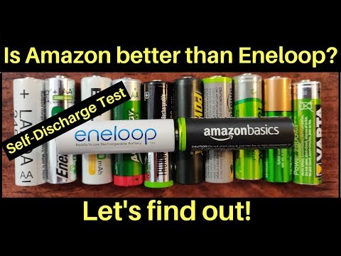 which-rechargeable-battery-is-best-(episode-2).-let's-find-out!