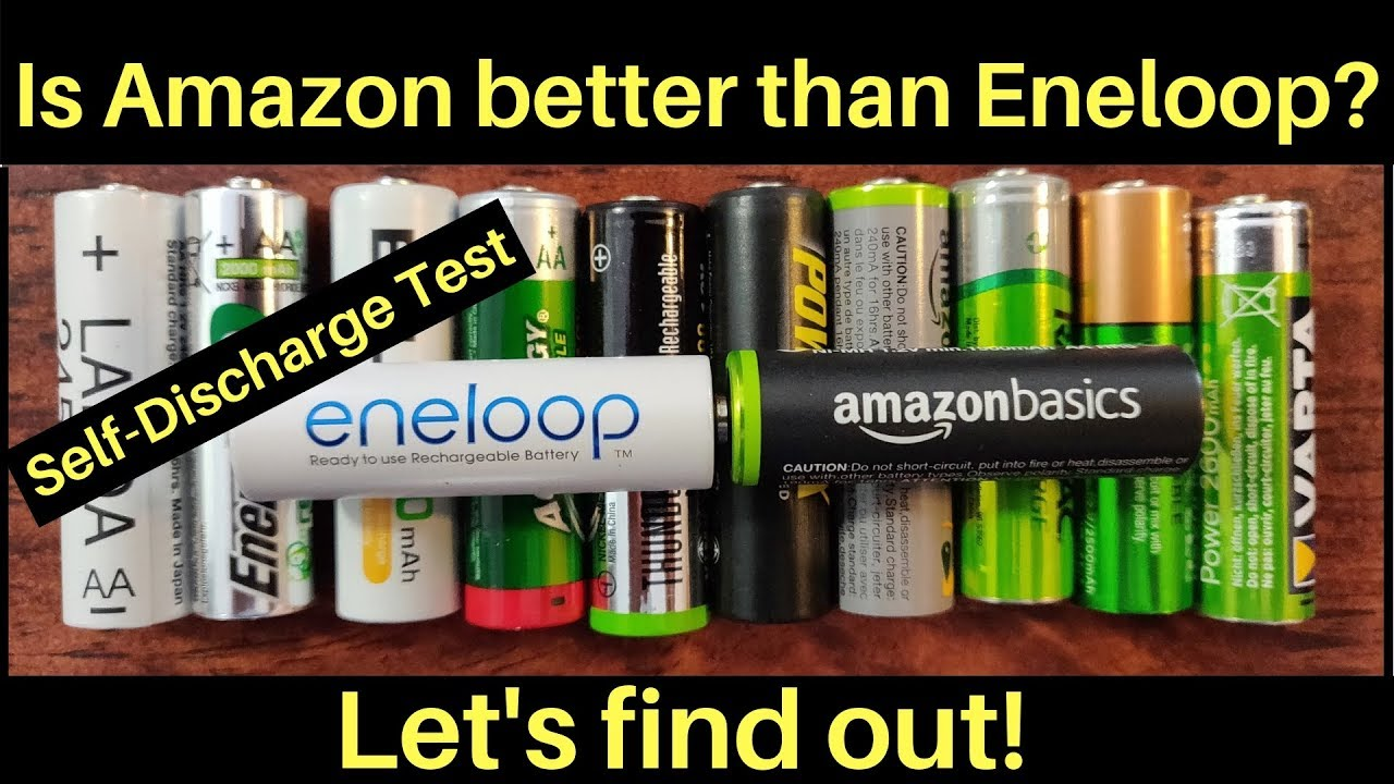 Please Check Out Nimhs New And >> Is Amazon Better Than Eneloop S Aa Rechargeable Nimh Battery Let S