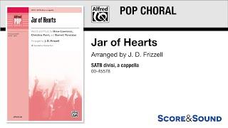 Jar of Hearts, arr. J. D. Frizzell – Score & Sound