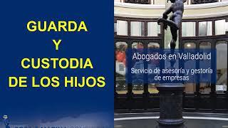 🔴QUÉ ES LA GUARDA Y CUSTODIA DE LOS HIJOS ▶ ¡sus 2 MODALIDADES!