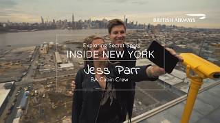 Inside New York: exploring the curious with Jess Parr