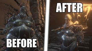 Smough's Weight Loss (Doctors Hate Him) Dark souls
