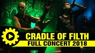 Download lagu CRADLE OF FILTH Full Concert MP3