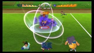 Inazuma Eleven GO: Strikers 2013 [Wii]: - Raimon Go vs Fifth Sectors