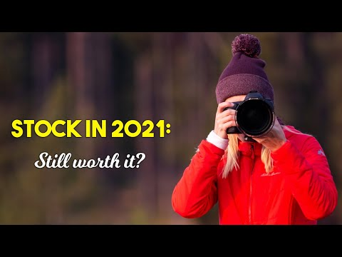 Stock photography in 2021 for beginners: what to know if you want to start selling photos & videos